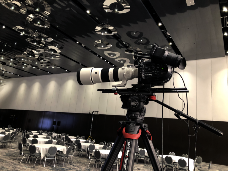 Conference capture rig